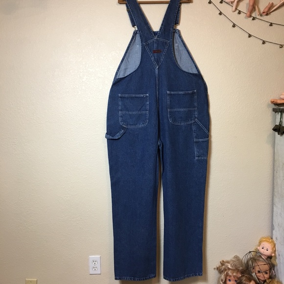 252c4e2da3a five brothers Other - Five Brothers Denim Overalls 40 x 32 Plus Size